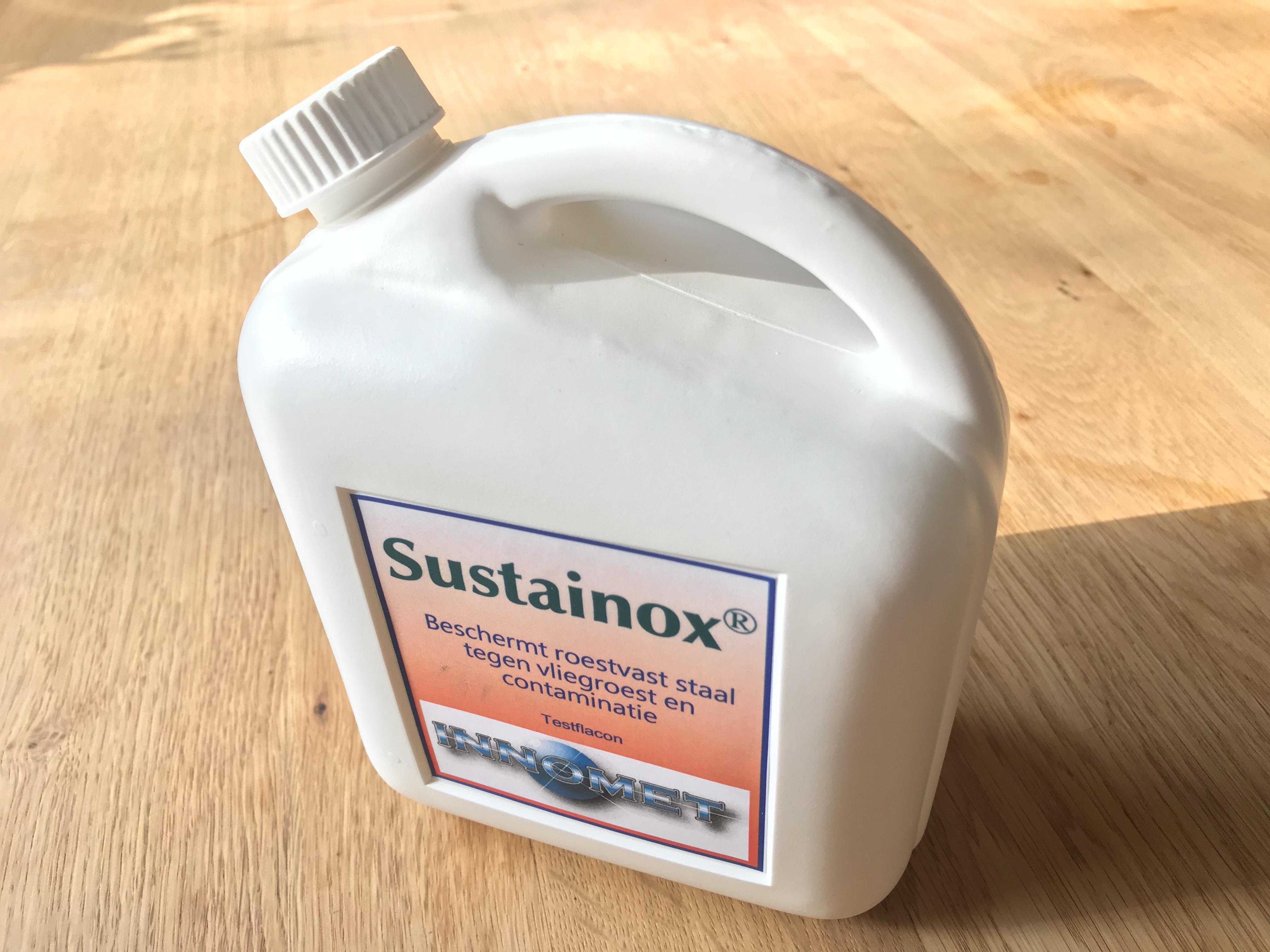 Sustainox roestvast staal bescherming