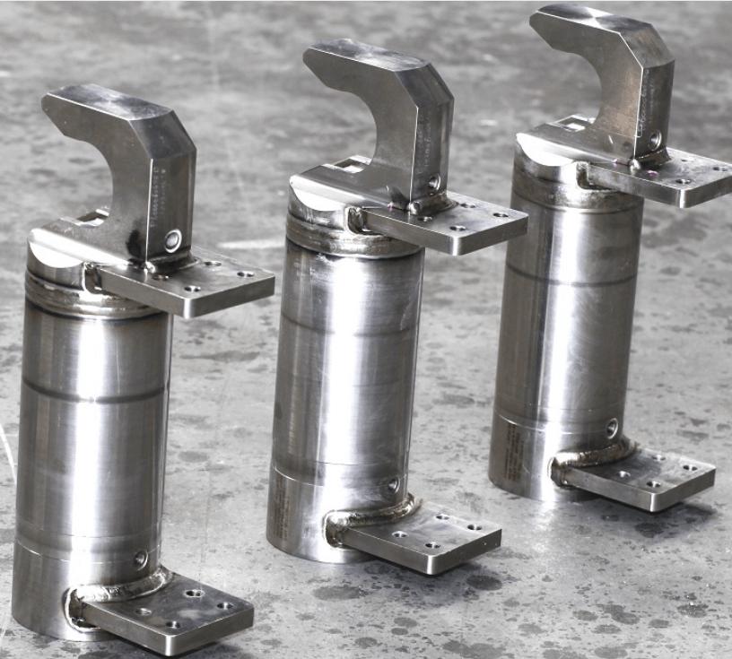 Titaan grade 5 cilinders t.b.v. de offshore (foto Titan Projects)